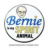 Bernie Sanders Pinback Button - Good Eye Press