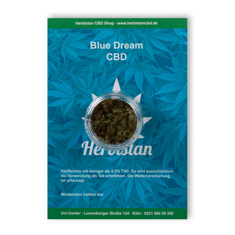 Blue Dream Aromablüten