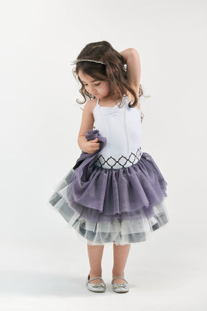 Clouds of Grey Tutu