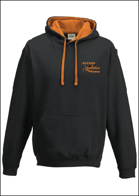 SWEAT CAPUCHE BAYARD