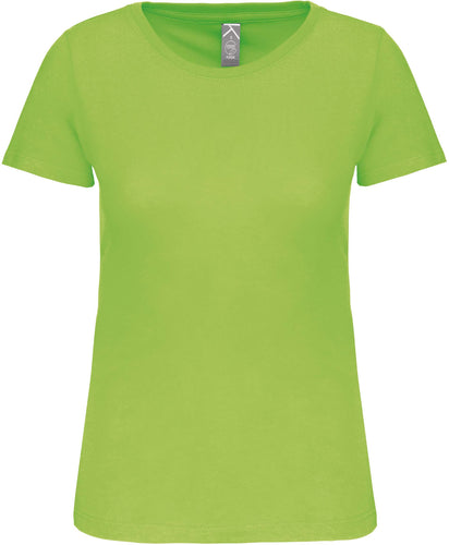 Tee-Shirt Bio col rond Femme / Personnalisable