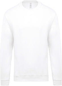 Sweat-Shirt col rond simple Unisex / Personnsalisable