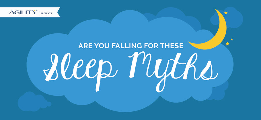 Are You Falling for These Sleep Myths? (Infographic)