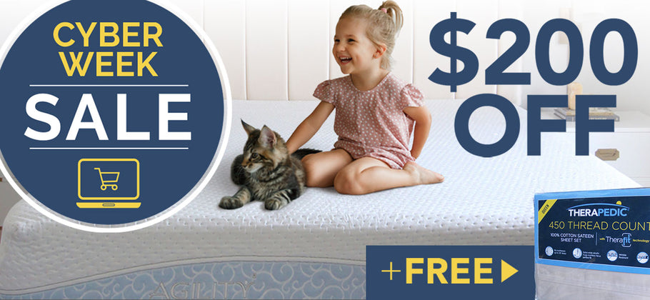 Your Comprehensive Guide to Agility Bed's Cyber Week Sale