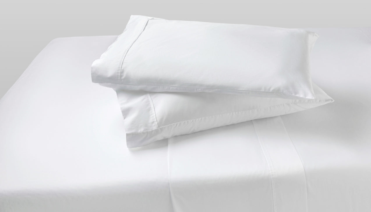 Agility Sheet Set in Brilliant White