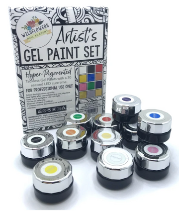 Artist's Gel Paints