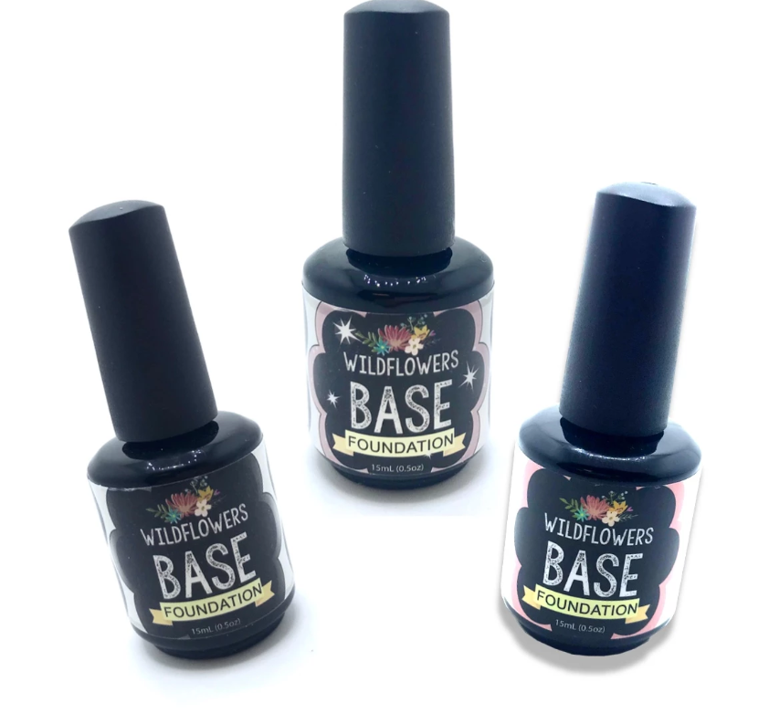Wildflowers BASE Gels