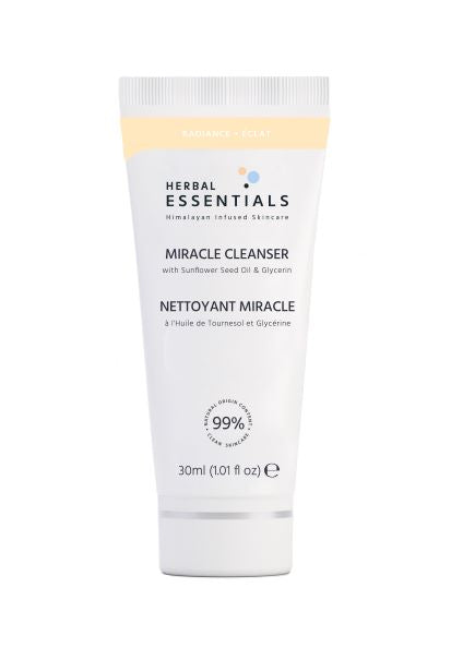 HERBAL ESSENTIALS Miracle Cleanser 30ml Deluxe Size