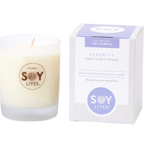Soylites Serenity - lavender and chamomile