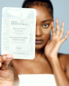 HERBAL ESSENTIALS Rescue Revive Eye Mask