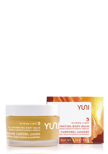 YUNI Gliding Light Illuminating Body Balm 55g