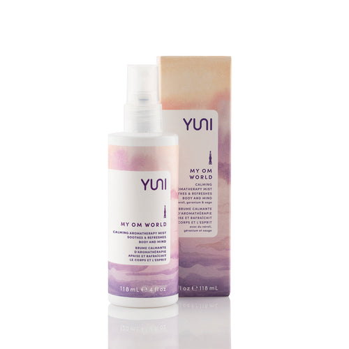 YUNI My Om World Aromatic Body Mist 118ml
