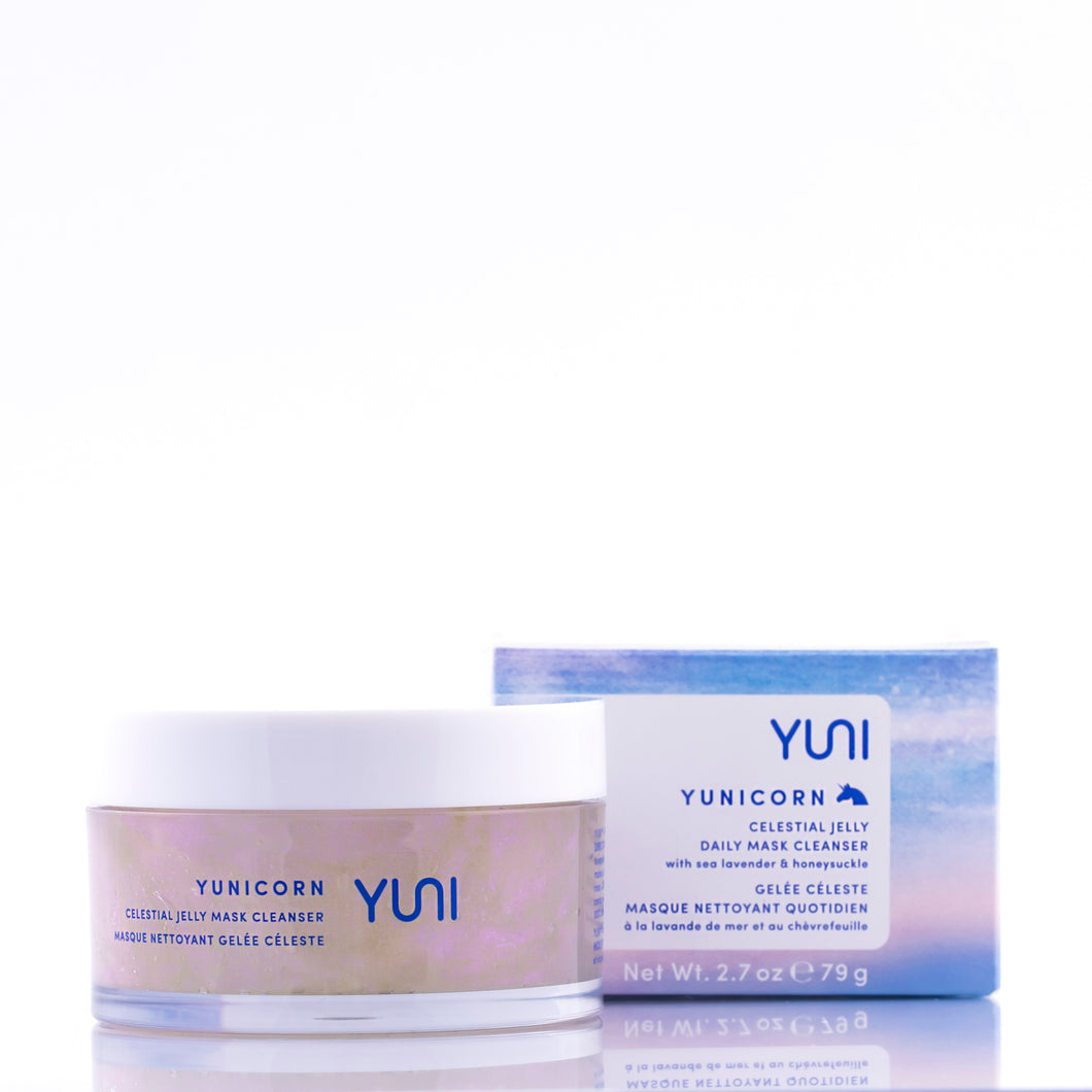 YUNI Yunicorn Celestial Jelly Daily Mask Cleanser 79g