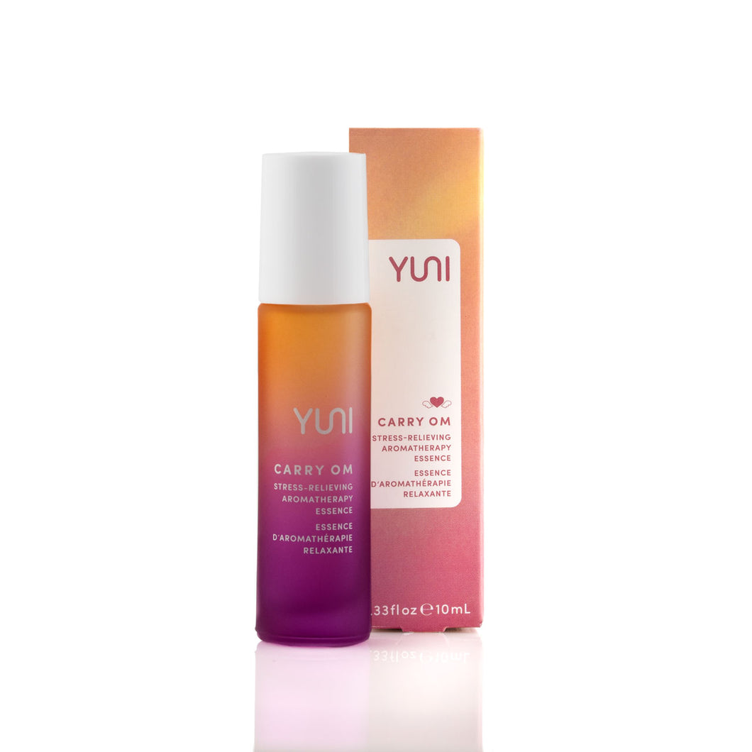 YUNI Carry Om Stress-Relieving Aromatherapy Essence 10ml