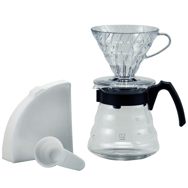 Pour Over Kit Hario V60 - Hayuco Coffee Roasters  - torréfacteur toulouse - Specialty Coffee Toulouse