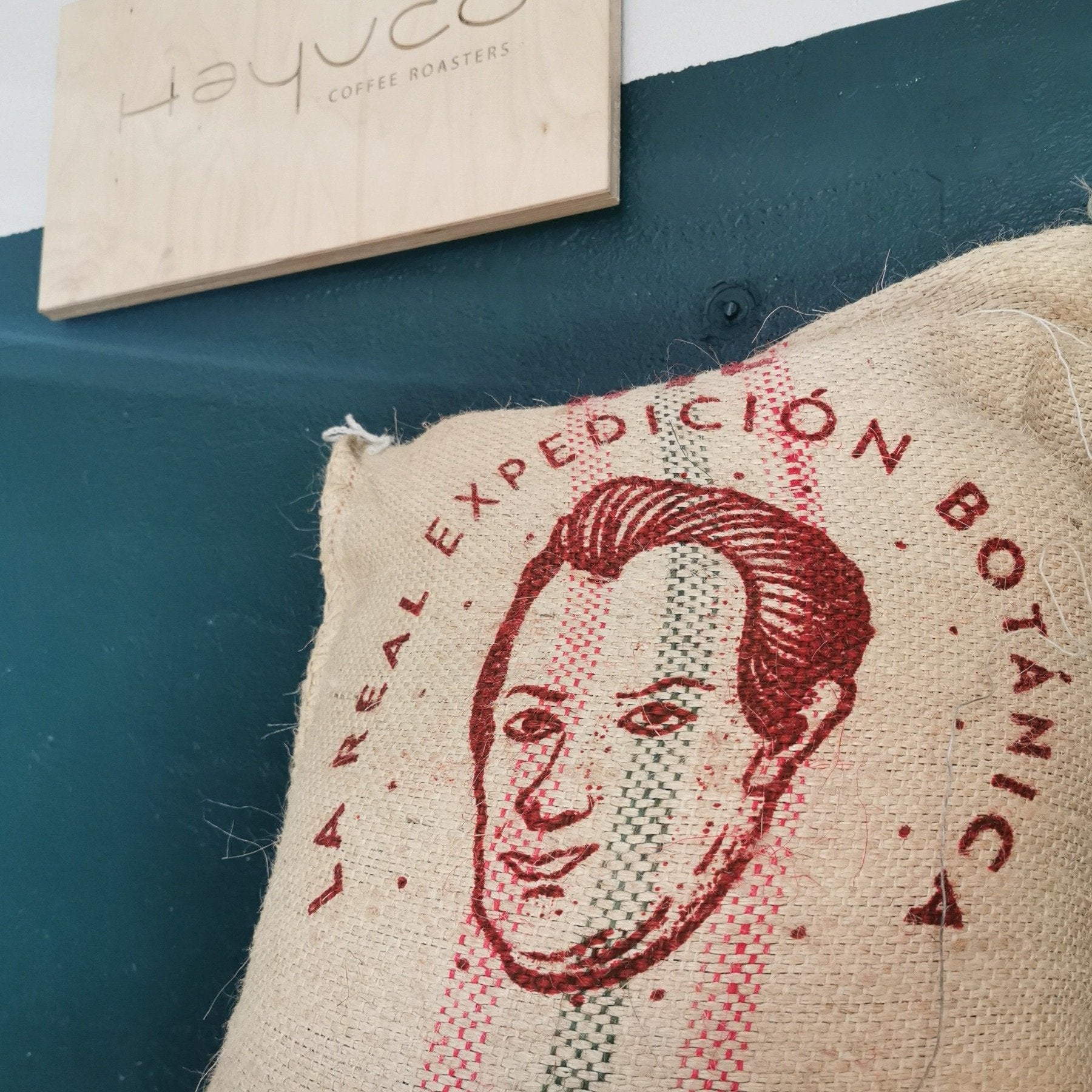 La Real Expedición Botánica Bundle 4 X 250gr / Colombie - Hayuco Coffee Roasters  - torréfacteur toulouse - Specialty Coffee Toulouse