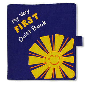My Very First Quiet Book