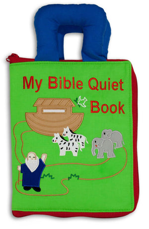 My Growing Season: Bible Quiet Book
