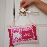 My Tooth Fairy Pillow Girl (Pink)