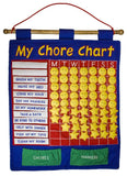 My Chore Chart - My Growing Season