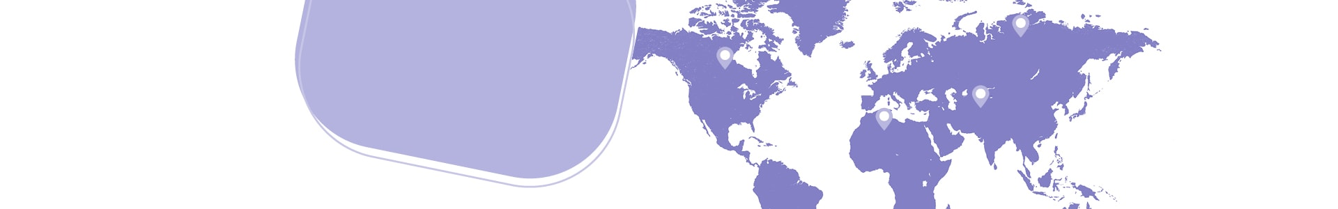 Bambino Mio UK storefinder page banner with purple world map