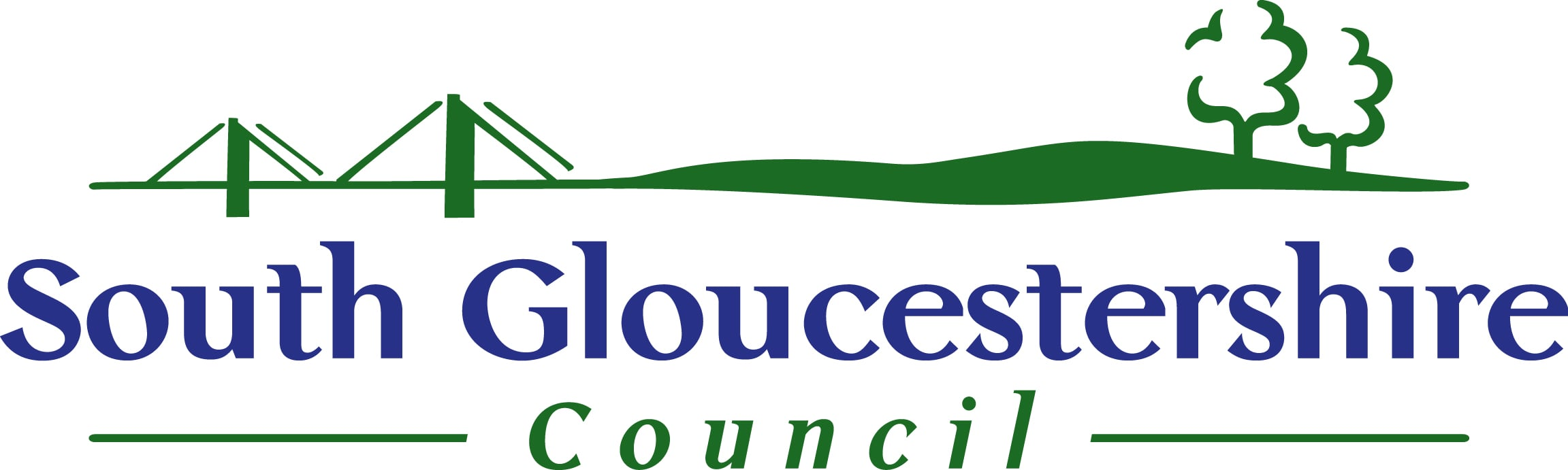 Logo for South Gloucestershire Council
