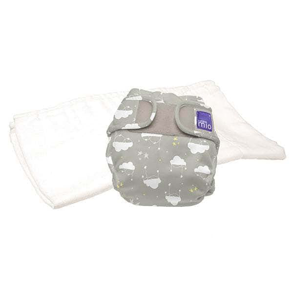 mioduo two-piece reusable nappy