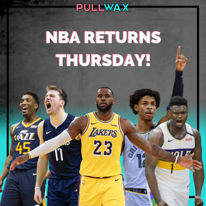 HUGE Week Coming For Pullwax/NBA