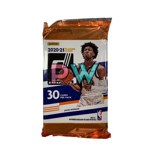 NBA 2020 DONRUSS HOBBY PACK