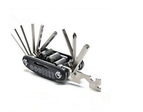 Connected Karbon Electric Bicycle Multi Tool Set