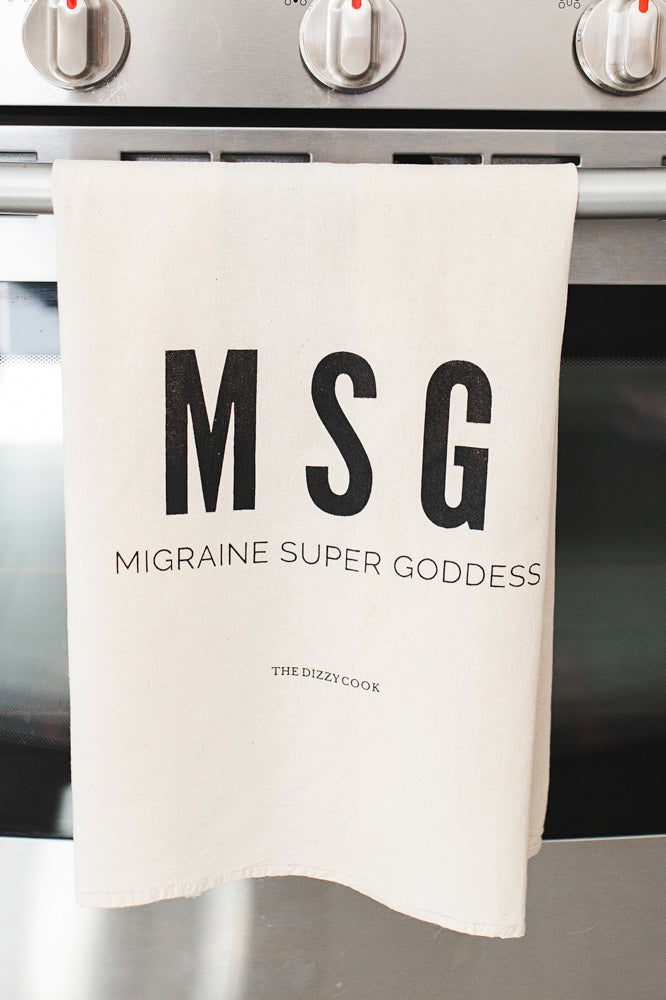 MSG Kitchen Towel