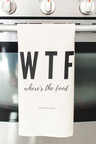 WTF Kitchen Towel