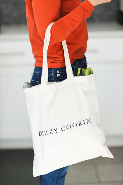 Dizzy Cookin' Tote Bag