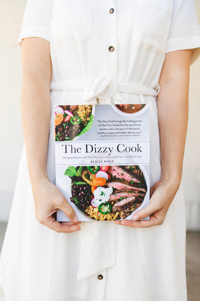 The Dizzy Cook Cookbook Softcover (Autographed & Personalized)
