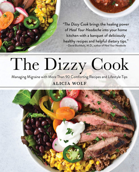 The Dizzy Cook Cookbook Hardcover (Autographed & Personalized)