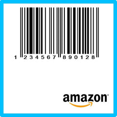Amazon EAN UPC Barcode Numbers