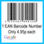 1 Google Shopping EAN UPC Barcode Number