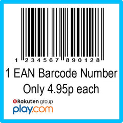 1 PlayTrade EAN UPC Barcode Number