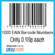 1000 PlayTrade EAN UPC Barcode Numbers