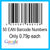 50 Google Shopping EAN UPC Barcode Numbers