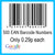 500 Google Shopping EAN UPC Barcode Numbers