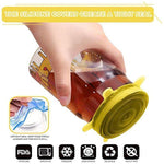 Stretch Lid Food Cover (6PCS)