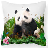 Outdoor Waterproof Garden Cushion - Forrest Panda