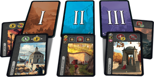 7 Wonders Cities Anniversary Pack Expansion