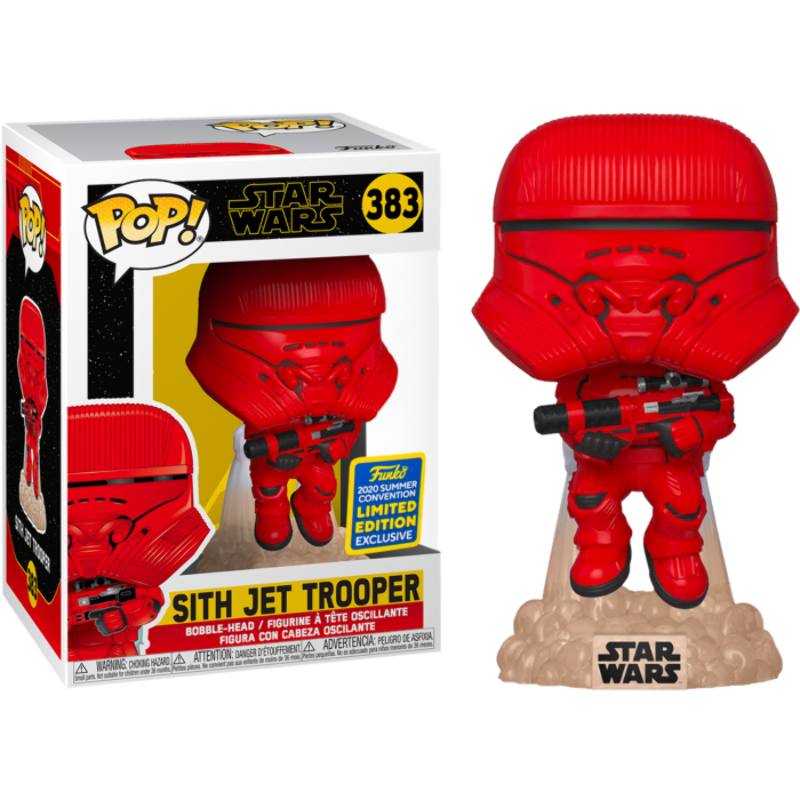 Star Wars - Sith Trooper Flying SDCC 2020 Pop! Vinyl Figure