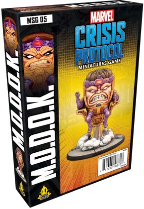 Marvel Crisis Protocol - MODOK Character Pack