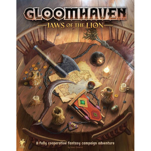 PREORDER Gloomhaven - Jaws of the Lion