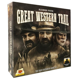 BACKORDER Great Western Trail