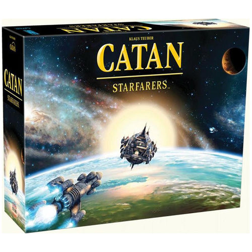 BACKORDER Catan Starfarers (2019)