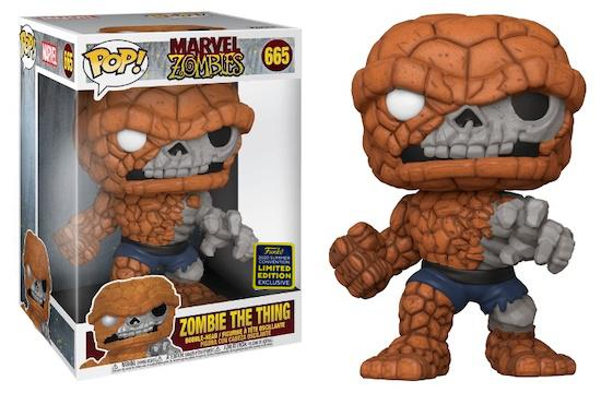 Marvel Zombies - Zombie The Thing 10